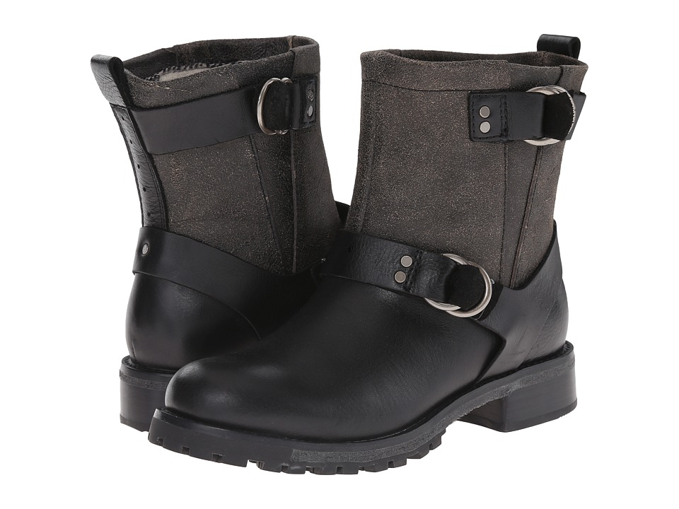 Woolrich Baltimore (Black Crackle Leather) Women