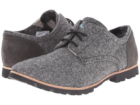 Woolrich Adams Wool - Ash Wool/Suede