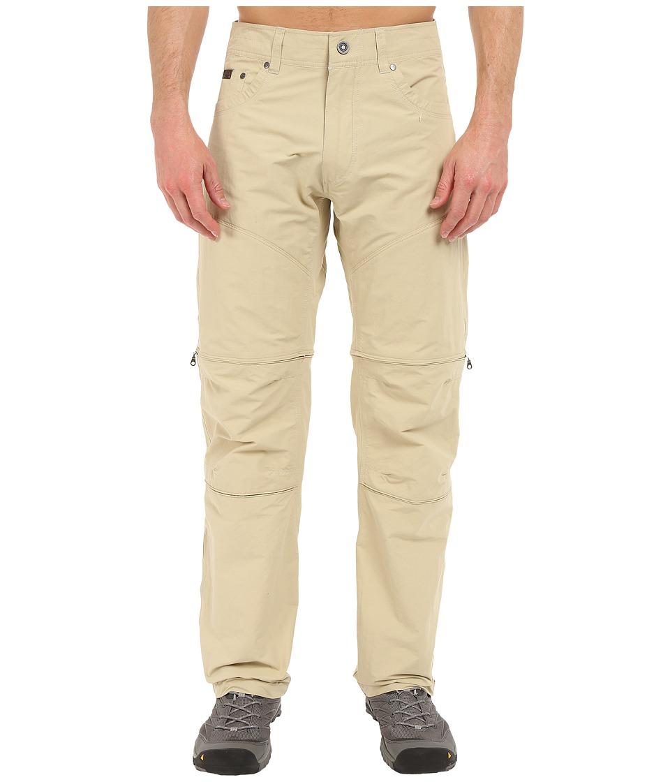 Kuhl Liberator Convertible Pant Sawdust Mens Casual Pants