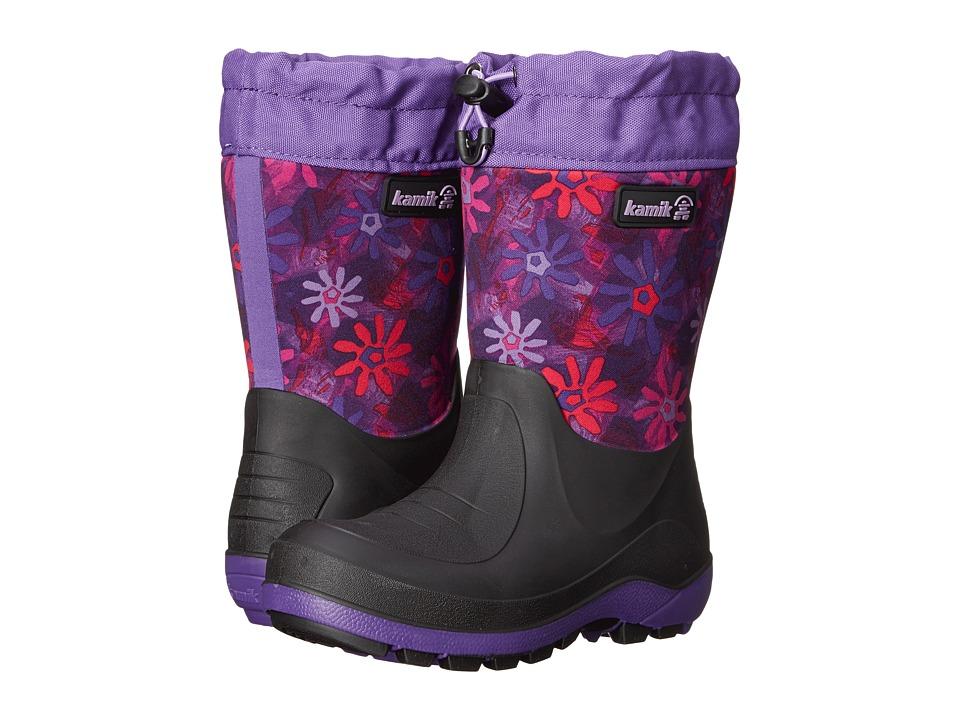 Kamik Kids Stormin2 Toddler/Little Kid/Big Kid Royal Purple Girls Shoes