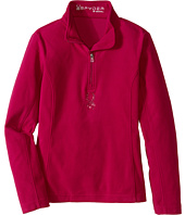 Spyder Kids - Chloe Velour Fleece V-Neck (Big Kids)