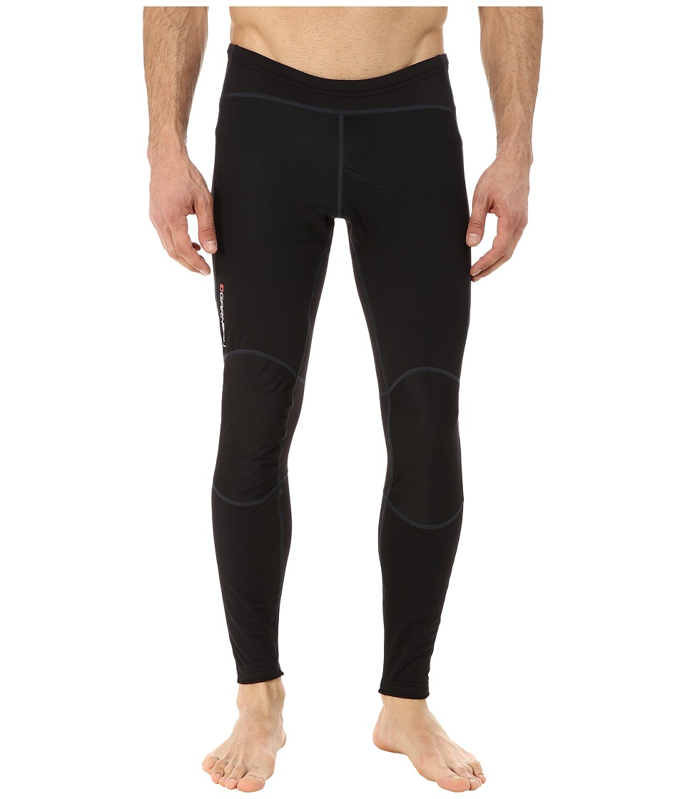 Louis Garneau Solano 2 Chamois Tights (Black) Men