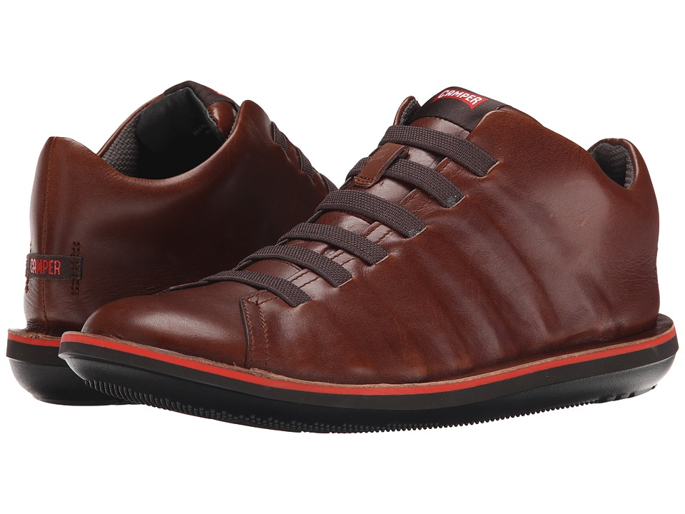 Camper Beetle 36678 Medium Brown Mens Lace up casual Shoes