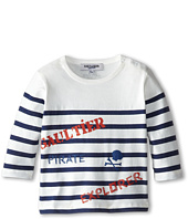 Junior Gaultier - Striped Pirate Explorer Shirt (Infant)