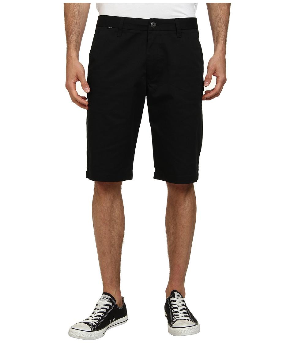 Fox Essex Shors Black Mens Shorts