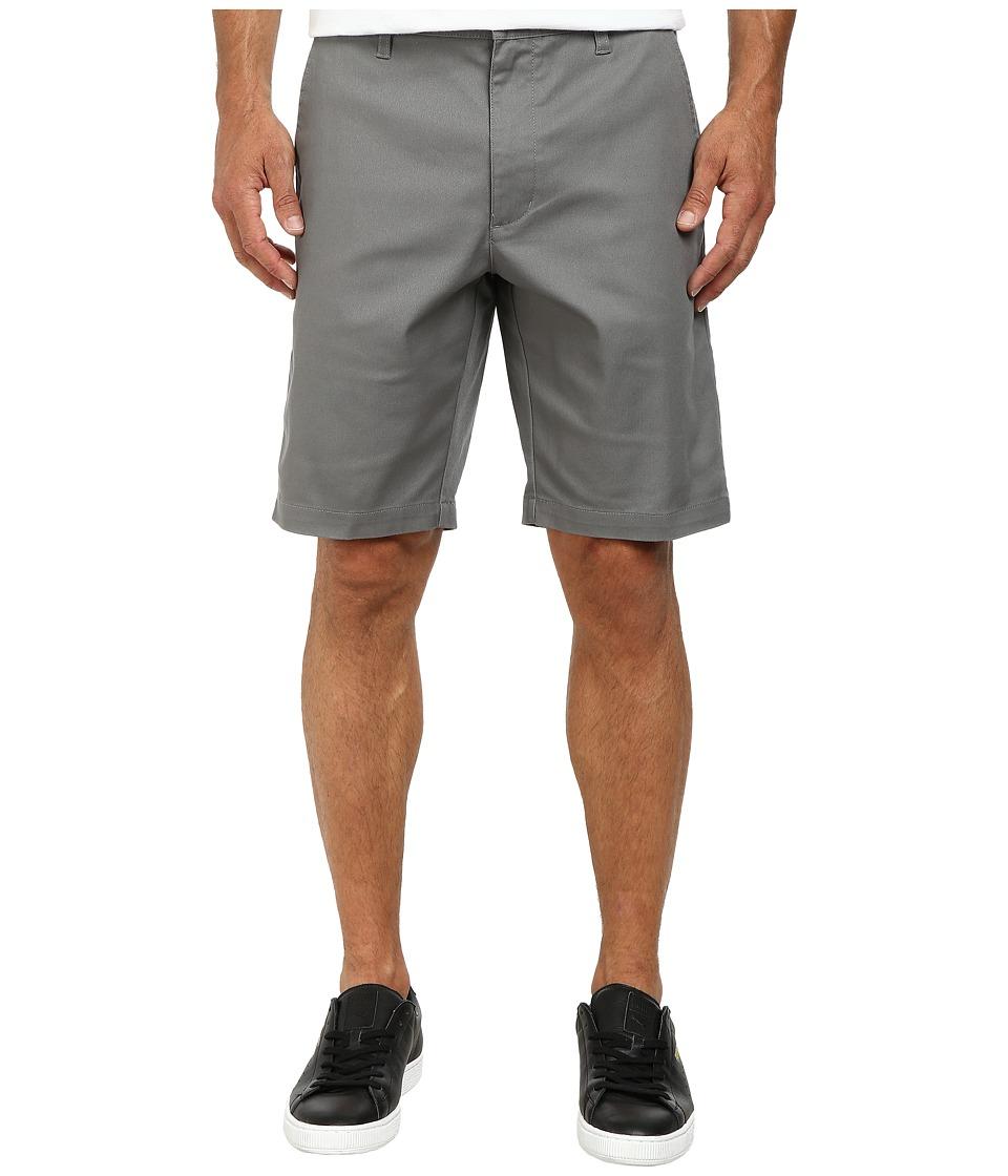 RVCA The Week-End Stretch Shorts (Smoke) Men