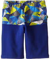 Junior Gaultier - Geometric Print Band Shorts (Big Kid)
