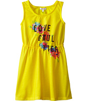 Junior Gaultier - Love Gaultier Cinched Dress (Big Kid)