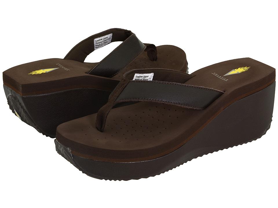 VOLATILE Frappachino (Brown) Sandals