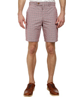 Ted Baker - Ronica Cotton Check Shorts
