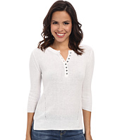 525 america - Wide Panel Rib Henley