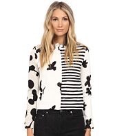 Marc by Marc Jacobs - Patchwork Cardigan