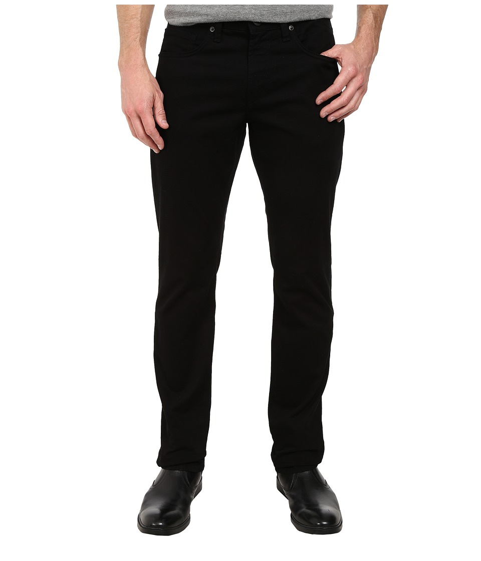 J Brand Kane Slim Straight in Black Black Mens Jeans