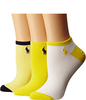 LAUREN by Ralph Lauren - Feed Stripe Ped 3-Pack