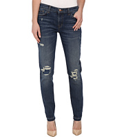 J Brand - Ellis Destructed Straight Leg in Villain