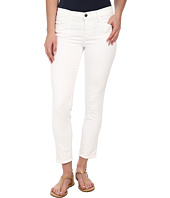 J Brand - Mid Rise Crop in Blanc