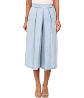 MICHAEL Michael Kors - Chambray Pleat Pants