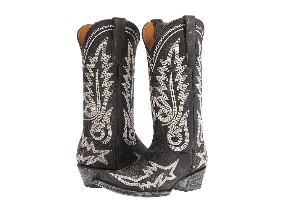 Old Gringo - Nevada Heavy (Black) Womens Boots