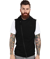 Publish - Von French Terry Moto-Inspired Vest