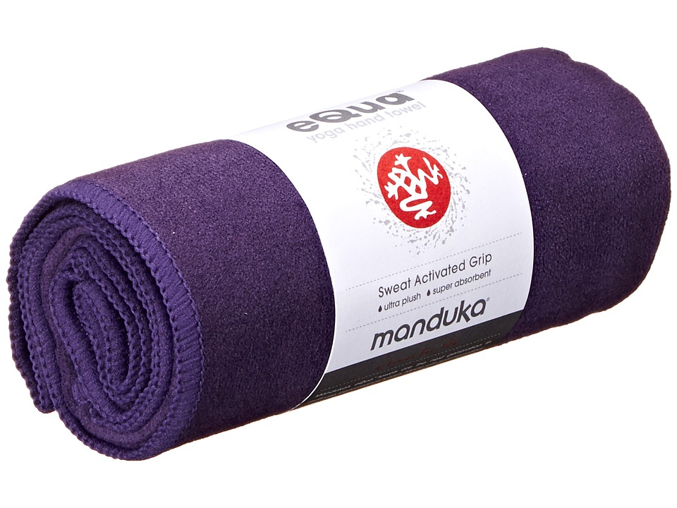 Manduka eQua Hand Towel Magic Athletic Sports Equipment