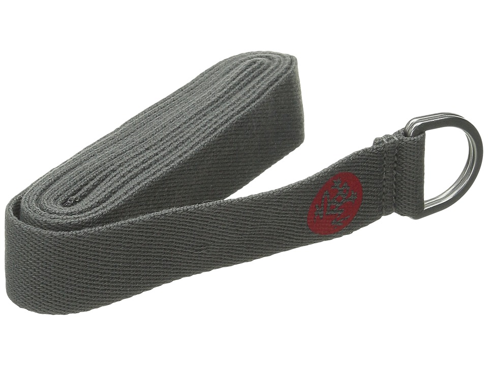 Manduka UnfoLD Yoga Strap 8 Thunder Athletic Sports Equipment
