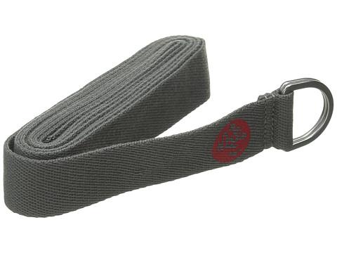 how to use manduka yoga strap