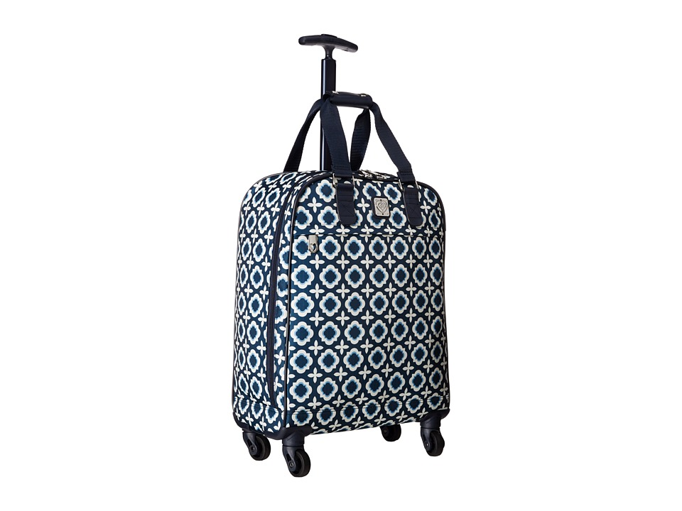 Brighton - Octavia Wheeled Weekender (Navy) Weekender/Overnight Luggage