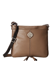 Brighton - Harrison Zip Messenger