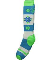 Spyder Kids  Snowflake Sock (Toddler/Little Kid/Big Kid)