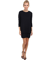 Susana Monaco - Double Layer Crew Dress