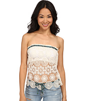O'Neill - Anna Sui for O'Neill - Drifter Crochet Tube Top