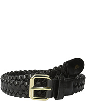 Obey - Gentry Braided Leather Belt