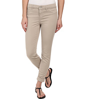 J Brand - Anja Cuffed Sateen Crop in Concrete Dust