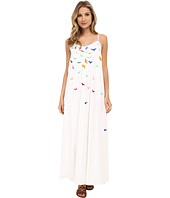 Mara Hoffman - Embroidered Tank Maxi Dress