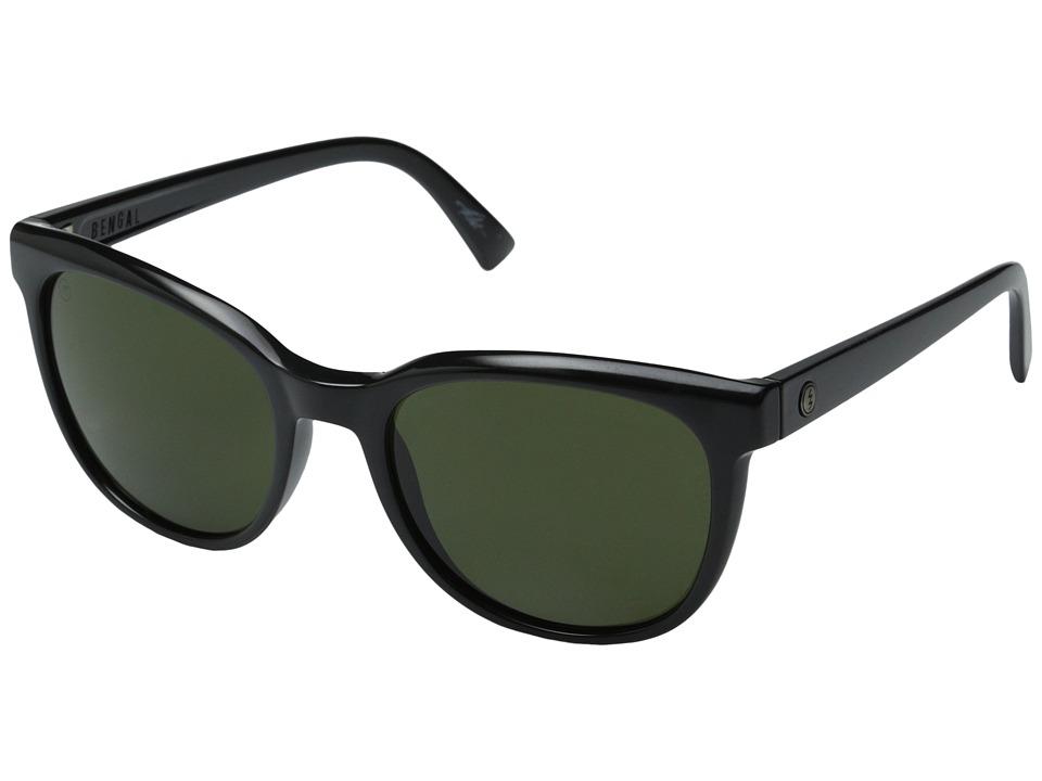 Electric Eyewear Bengal Gloss Black/M Grey Sport Sunglasses
