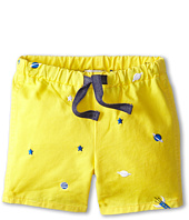 Paul Smith Junior - Embroidered Stars and Spaceship Shorts (Infant)