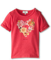 Paul Smith Junior - Flower Heart T-Shirt (Infant)