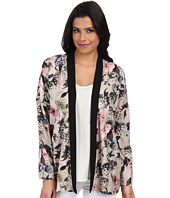 ONLY - Eah Flower Long Sleeve Kimono