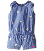 Paul Smith Junior - Pinapple Embroidered Romper (Infant)
