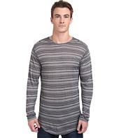Publish - Santos Striped Slub Long Sleeve Shirt