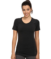 Terramar - Reflex™ Short Sleeve Scoop Top W8790