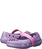 Crocs Kids - Keeley Petal Charm Flat (Toddler/Little Kid)