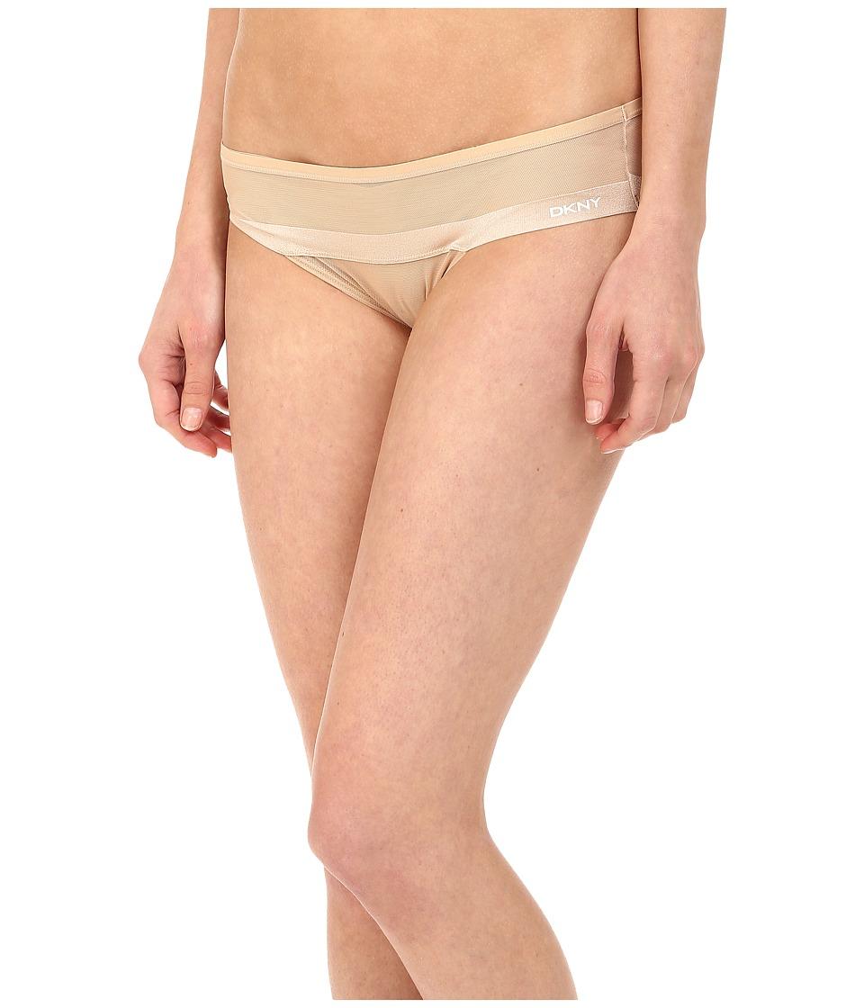 DKNY Intimates Mesh Hipster DK2001 Skinny Dip Womens Underwear
