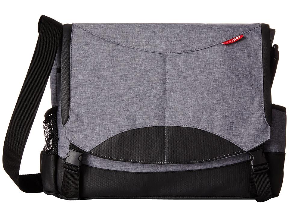 Skip Hop - Swift Changing Station Diaper Bag (Heather Grey) Diaper Bags
