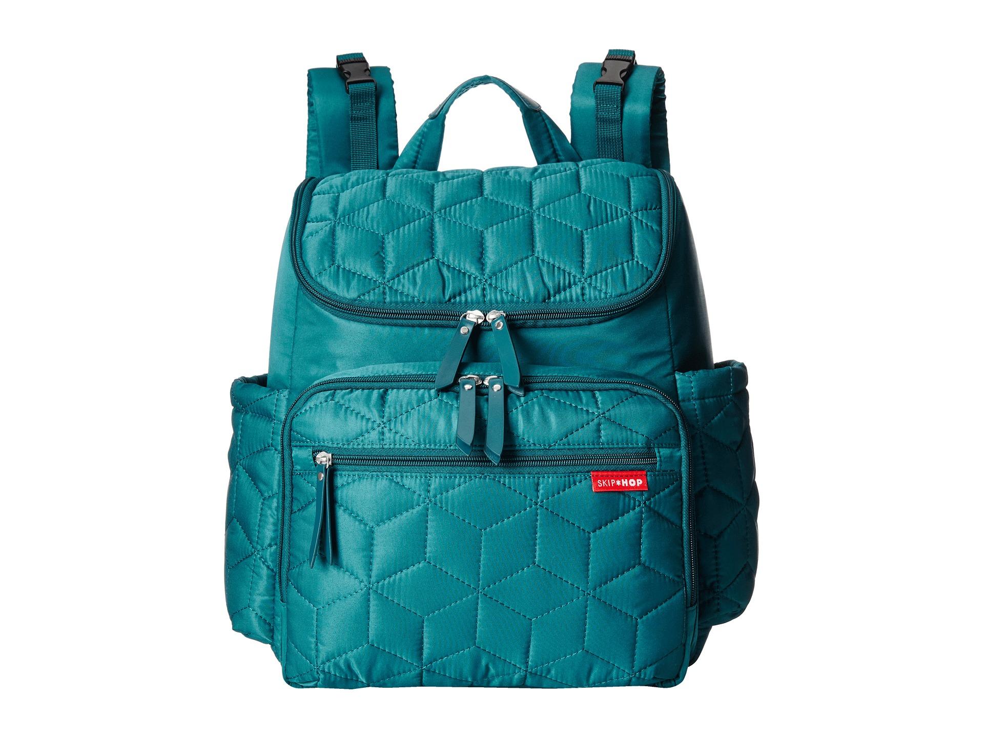 skip hop forma backpack peacock free shipping both ways. Black Bedroom Furniture Sets. Home Design Ideas
