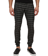 Publish - Rylan Window Pane Plaid Jogger