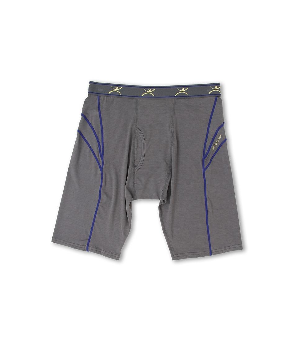 Terramar Reflex Boxer Brief 8 W8905 1 Pair Pack Neutral Grey Mens Underwear