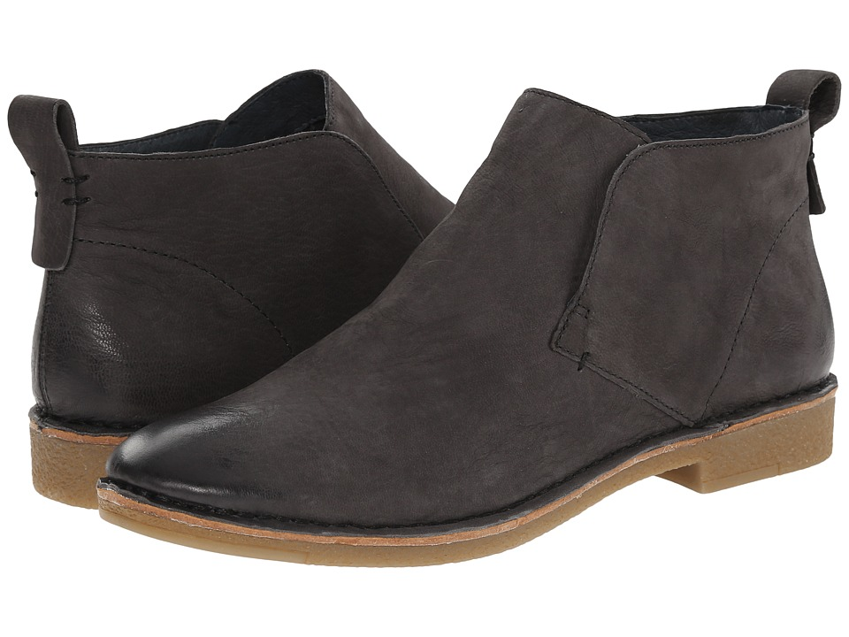 Dolce Vita - Findley (Anthracite Nubuck) Women's Slip on  Shoes