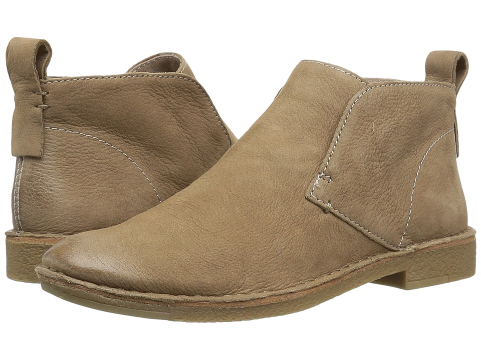 Dolce Vita - Findley (Taupe Nubuck) Women's Slip on  Shoes