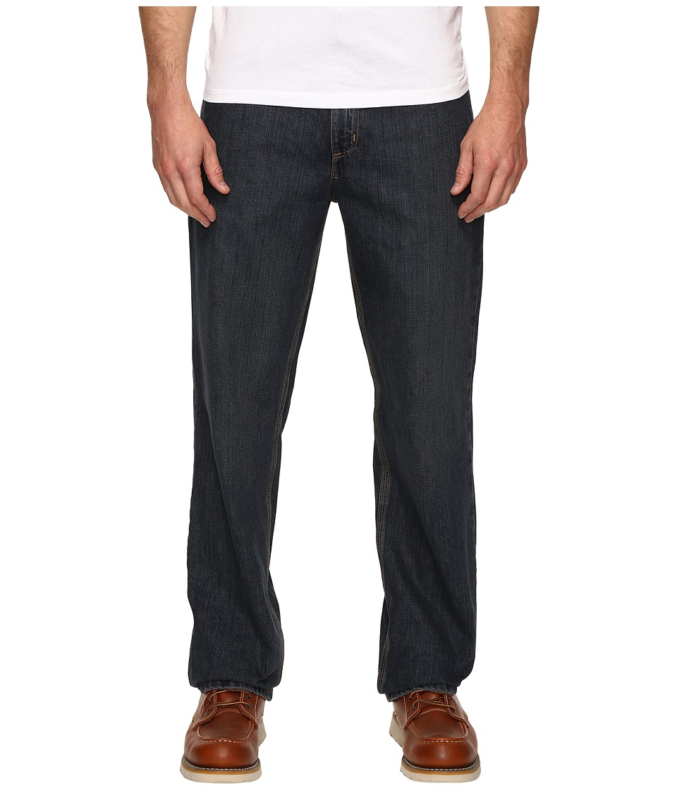 Carhartt Relaxed Fit Holter Jeans (Bedrock) Men